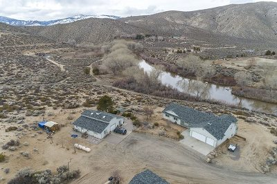 Carson City Single Family Home For Sale: 6277 Mexican Dam Road