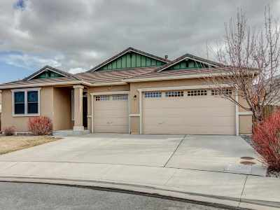 Reno Single Family Home For Sale: 2415 Crooked Canyon