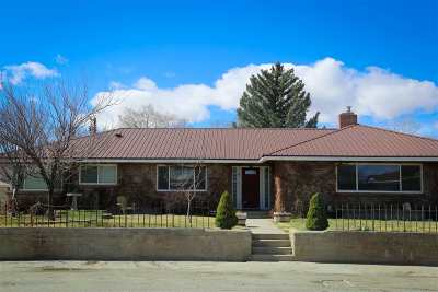 Yerington Single Family Home For Sale: 23 N California