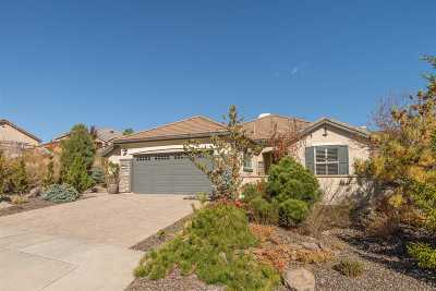 Reno Single Family Home Active/Pending-House: 1480 Meridian Ranch Drive