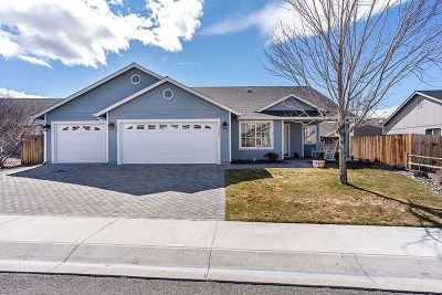 Gardnerville Single Family Home Active/Pending-Loan: 1365 Brooke