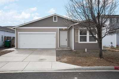Reno Single Family Home Active/Pending-Call: 7444 Findhorn Dr.