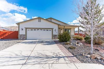 Reno Single Family Home For Sale: 17250 Posy Lake Court