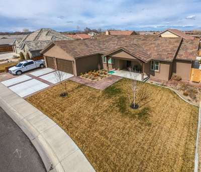 Fallon Single Family Home Active/Pending-House: 1151 Whitehawk Drive