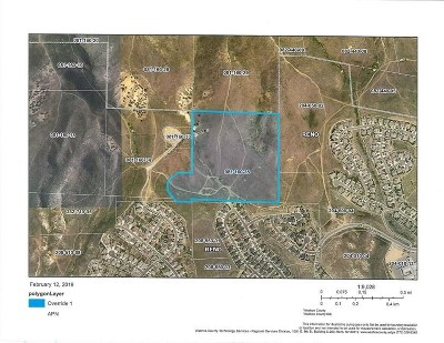 Reno Residential Lots & Land For Sale: Moose Ridge Drive
