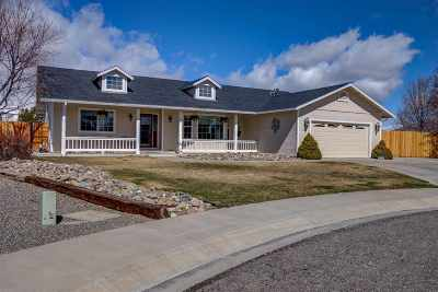 Minden NV Single Family Home Active/Pending-Call: $549,000