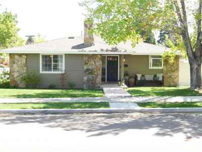 Reno Single Family Home For Sale: 1300 Mark Twain Ave