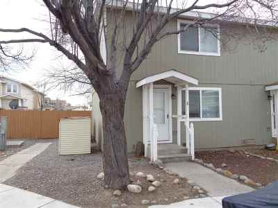 Gardnerville Condo/Townhouse Active/Pending-Call: 1264 Redwood Circle Apt 8