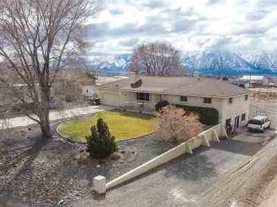 Gardnerville Single Family Home For Sale: 1068 Arroyo Dr