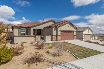 Reno Single Family Home For Sale: 1340 Wakefield Trail