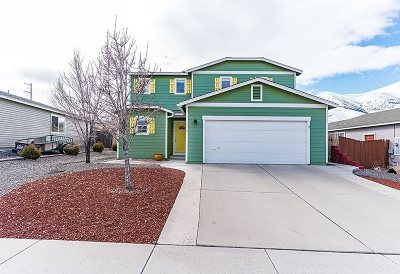 Reno Single Family Home Price Reduced: 7760 Mariner Cove Drive