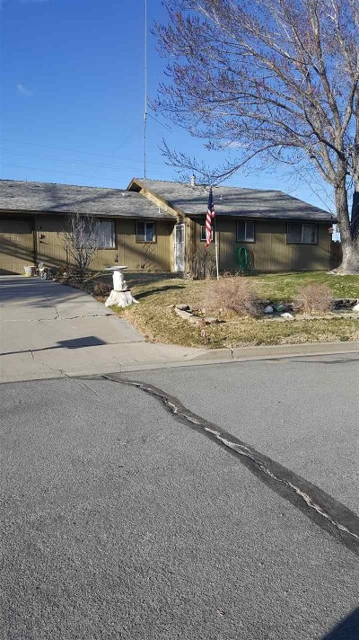 Carson City Single Family Home Active/Pending-House: 12 Milliman