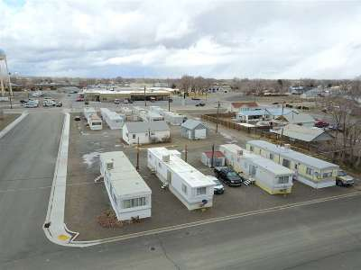 Battle Mountain Commercial For Sale: 670 S Broad