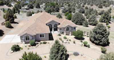 Gardnerville Single Family Home Active/Pending-Loan: 3284 Highland Way