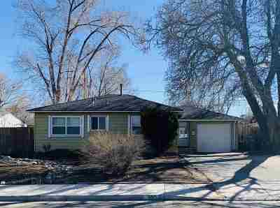 Sparks Single Family Home Active/Pending-Loan: 905 Prospect Ave