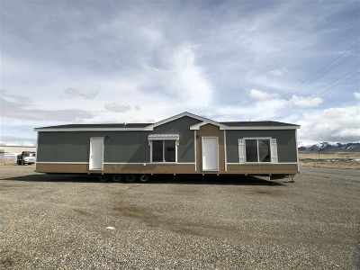 Winnemucca Manufactured Home For Sale: E National Ave