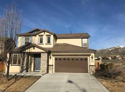 Reno Single Family Home For Sale: 2155 Hunter Glen Court