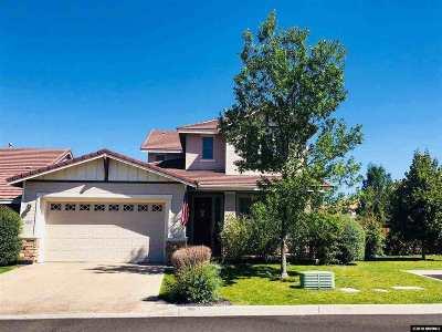 Sparks Single Family Home New: 6000 Quintessa