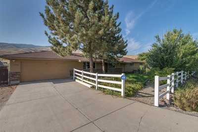 Reno Single Family Home New: 2205 Blue Heron Circle
