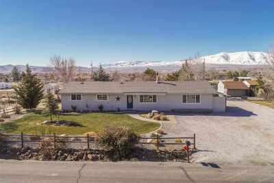 Reno Single Family Home New: 11710 Overland Road