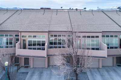 Reno Condo/Townhouse For Sale: 374 State Street
