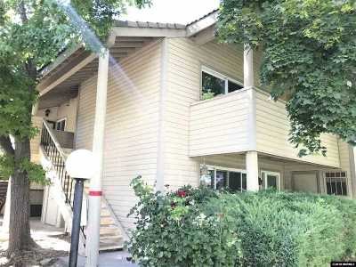 Reno, Sparks, Carson City, Gardnerville Condo/Townhouse For Sale: 2140 Roundhouse Road