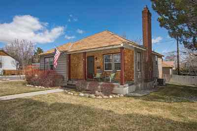 Single Family Home Sold: 1302 Nixon Avenue