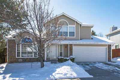Reno Single Family Home New: 4450 Reddawn Dr.