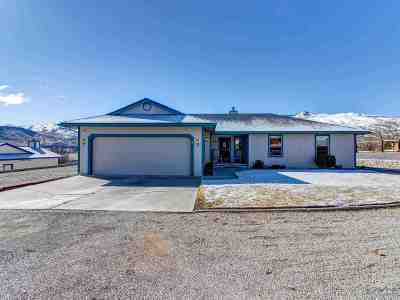 Reno Single Family Home New: 30 Mogul Mountain Circle