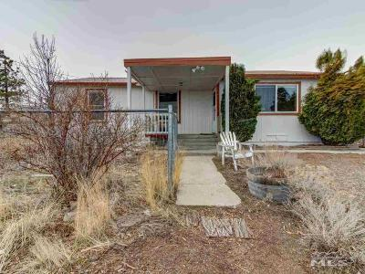 Reno Single Family Home New: 10250 Trail Dr