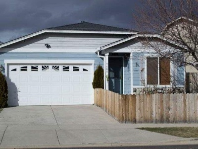 Reno Single Family Home New: 7465 Gannon