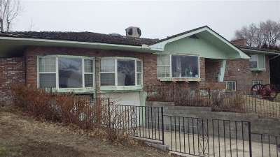 Winnemucca Single Family Home For Sale: 38 Sunnyside Ave,