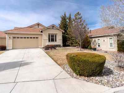 Sparks Single Family Home For Sale: 5939 Quintessa Court