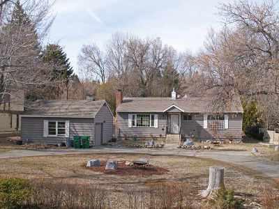 Reno Single Family Home New: 70 Rancho Manor