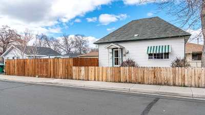 Reno, Sparks, Carson City, Gardnerville Single Family Home Active/Pending-Loan: 1006 H Street