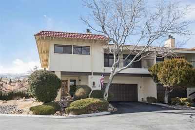 Reno Condo/Townhouse For Sale: 3487 Skyline Blvd.