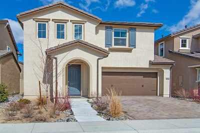 Reno Single Family Home For Sale: 2055 Half Dome Dr.
