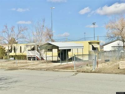 Reno Manufactured Home Extended: 466 Niles