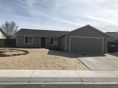 Fernley Single Family Home For Sale: 121 Shadow Mountain Drive