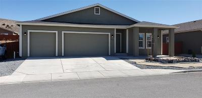 Reno Single Family Home For Sale: 18224 Giant Panda