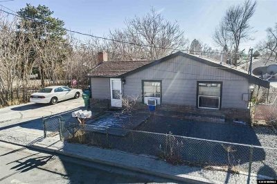 Sparks Multi Family Home Active/Pending-Call: 1023 H Street