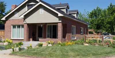Reno Single Family Home Active/Pending-Loan: 990 Lester Avenue