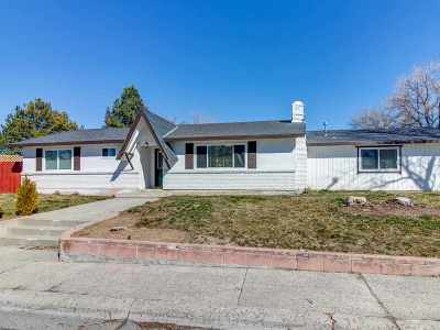 Reno Single Family Home For Sale: 990 Keele
