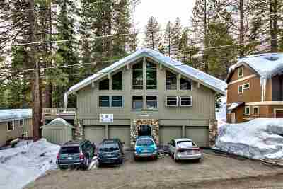 Incline Village Multi Family Home Active/Pending-Loan: 347 Cottonwood Ct