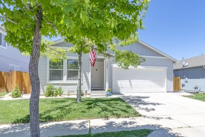 Reno Single Family Home Active/Pending-Loan: 7857 Welsh Dr