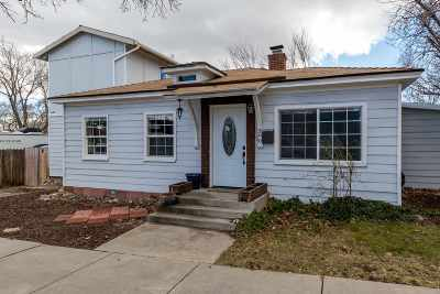 Reno Single Family Home New: 390 W Taylor St.