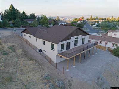 Reno Single Family Home For Sale: 3830 S Folsom Drive