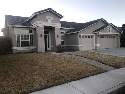 Sparks Single Family Home Active/Pending-Loan: 7453 Sansol