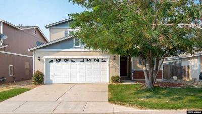 Reno Single Family Home New: 7489 Deveron Dr