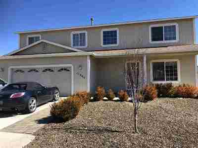 Reno Single Family Home New: 17980 Mama Bear Ct